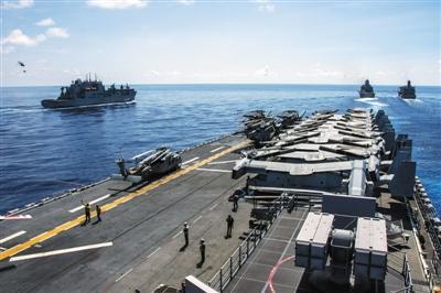 """美力挺""""355艘军舰计划"""" 新舰将采用最先进技术"""