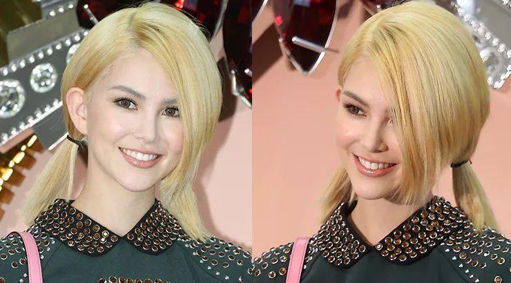 美人计 | 昆凌的金发你觉得丑吗?她肯定不知道这些漂染的黄金法则
