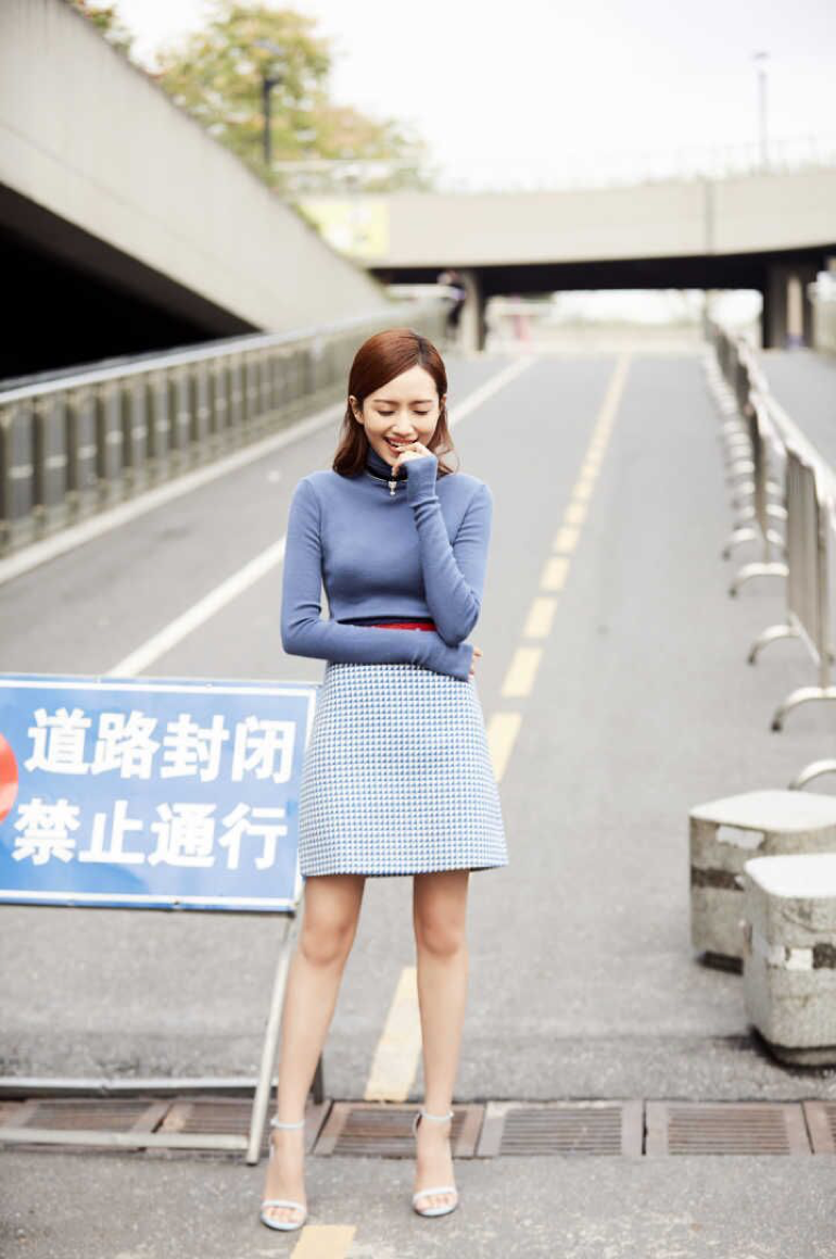 刘惜君《梦想的声音》唯美诠释优雅名媛风图片