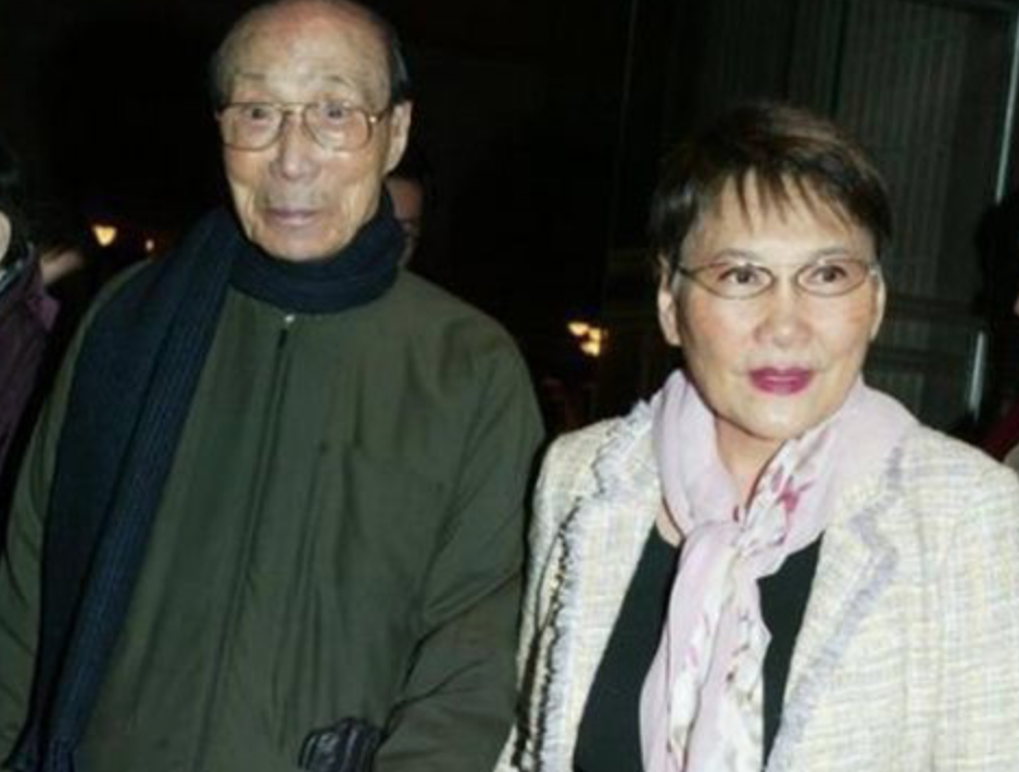 邵逸夫妻子方逸华离世 曾为丈夫接管市值138亿TVB