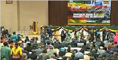 执政37年后谢幕!穆加贝辞去津巴布韦总统职务