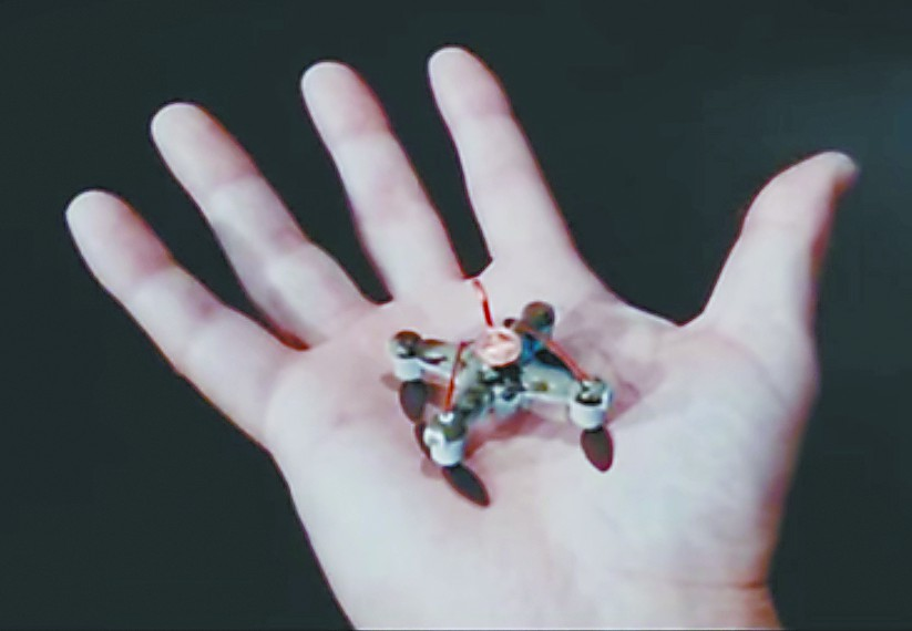 杀人机器人视频令人心惊 专家警告别让悲剧发生