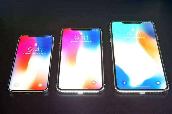 """画面美哭!当iPhone老机型换上""""刘海""""屏"""