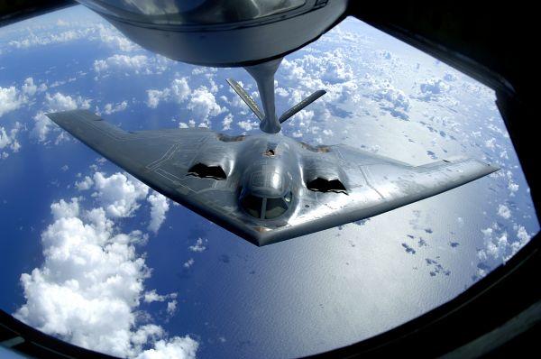 应对俄导弹威胁!美拟为B2轰炸机进行重大升级