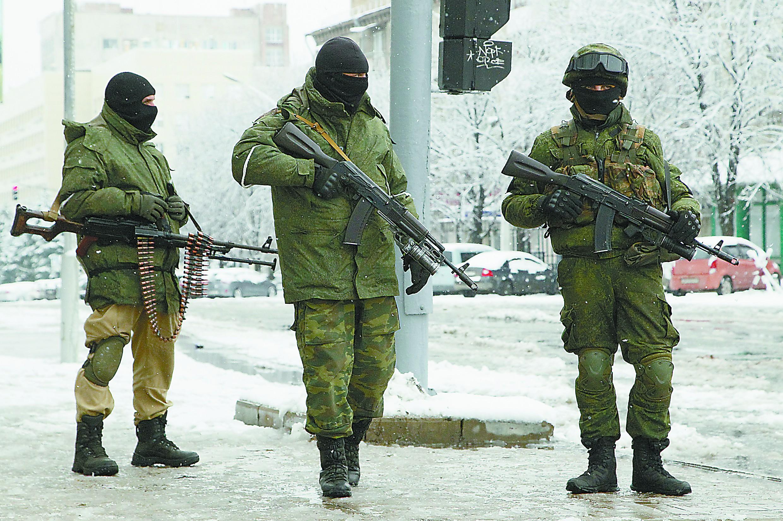 """乌""""卢甘斯克共和国""""发生政变 俄罗斯密切关注"""