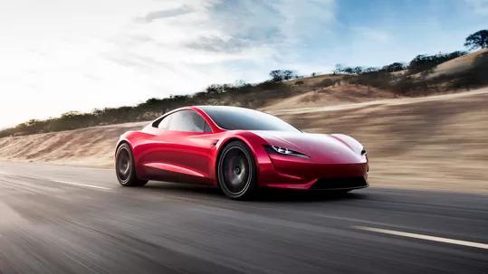 特斯拉推最快电动跑车
