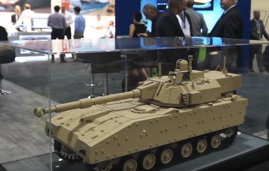 火力不足?美陆军宣布将研制新一代轻型坦克