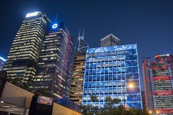 光·影·香港夜