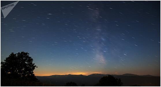 日本将制造天空画布 或策划降落首场人工流星雨