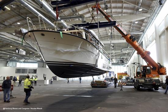 2017汉堡国际船艇展圆满落幕