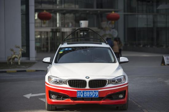 外媒:百度会在自动驾驶技术上战胜谷歌