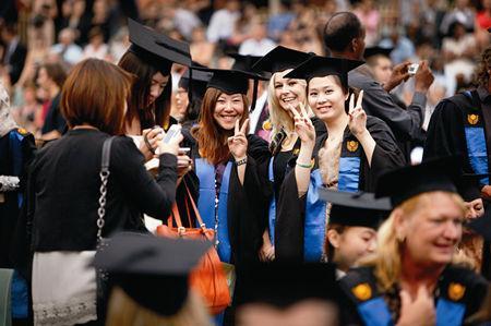 低龄留学美高生数量攀升 申请将进入白热化