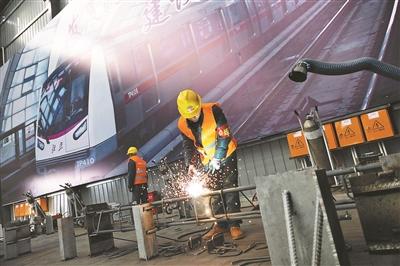 北京地铁17号线2020年分段开通 跑全程只需56分钟