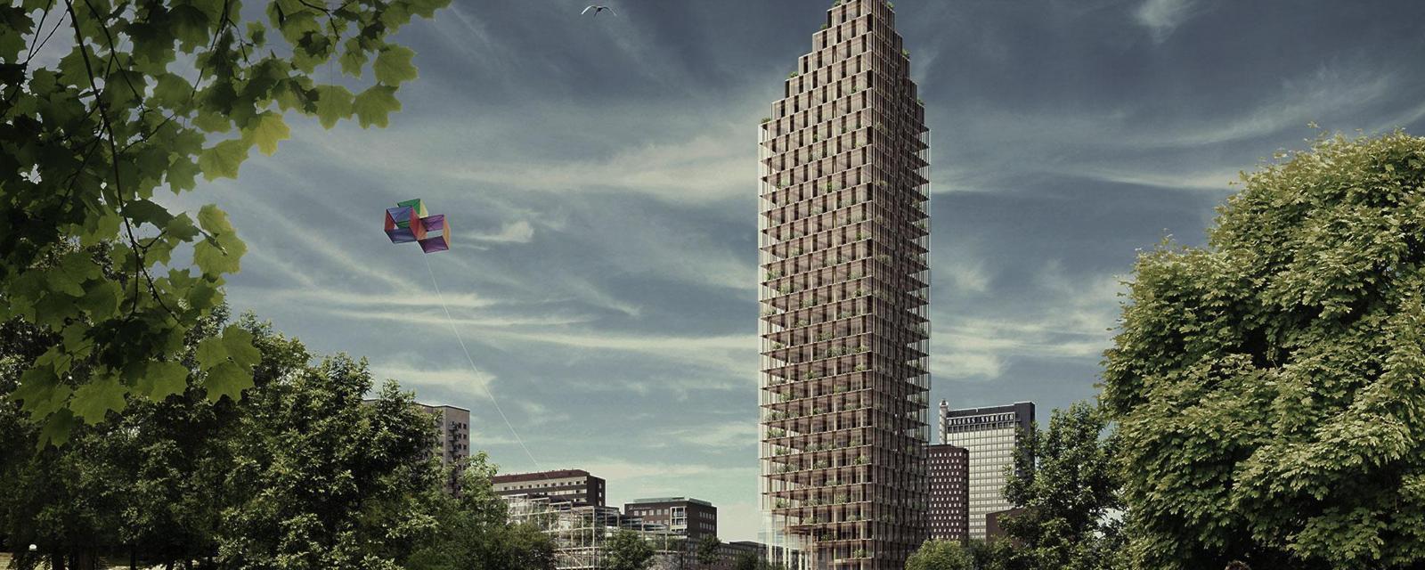 木质摩天楼可行吗?中国释迦塔曾被地震7次都没塌