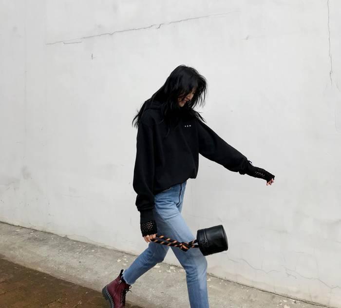 全球模特排行榜第八的大表姐刘雯都穿了哪些实用秋冬装?