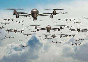无人机集群技术如何改变战场面貌