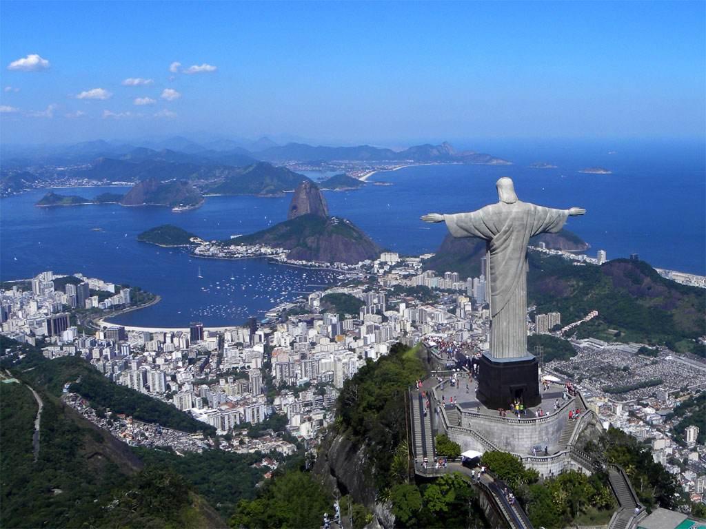 巴西电子签证启动 中国游客2018年或可申请