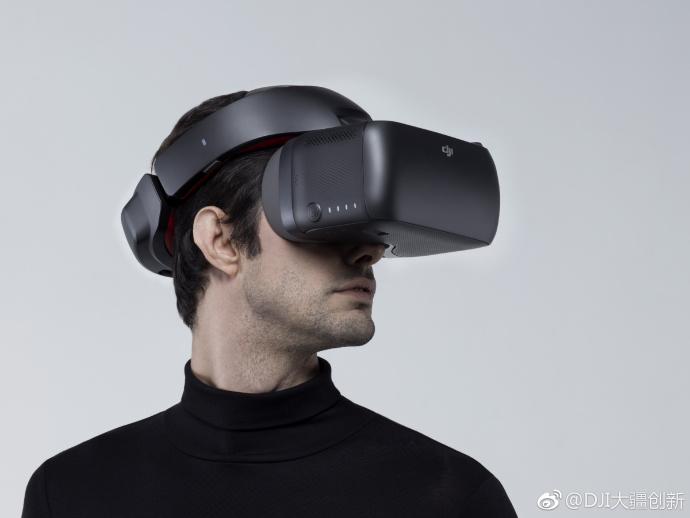 不会晕?大疆发布无人机专用VR竞速眼镜,售3599元