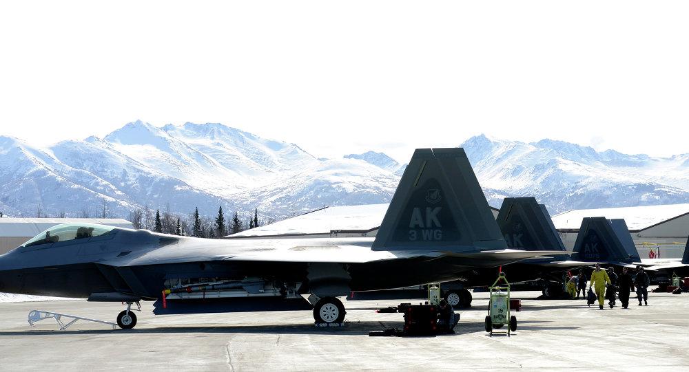 罕见!美国将向韩国派遣6架F22战机参加联合军演