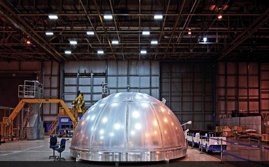 揭秘NASA SLS火箭测试和装配过程