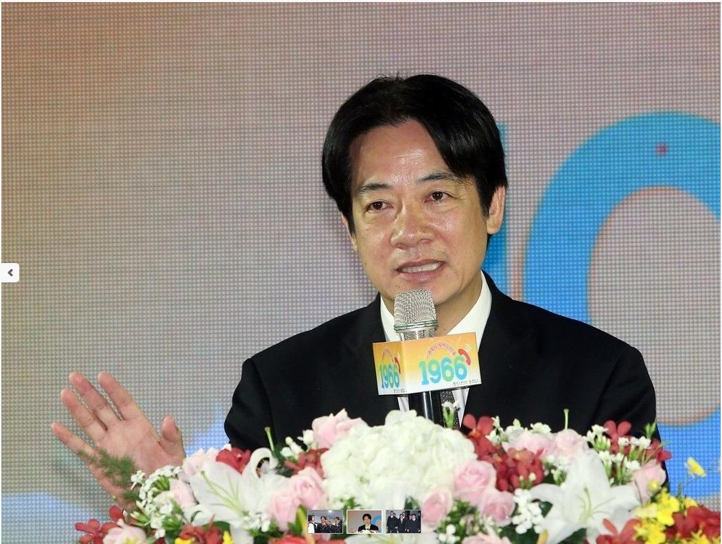 """台湾照服员薪水过低 赖清德:觉得不划算 就当""""做功德"""""""