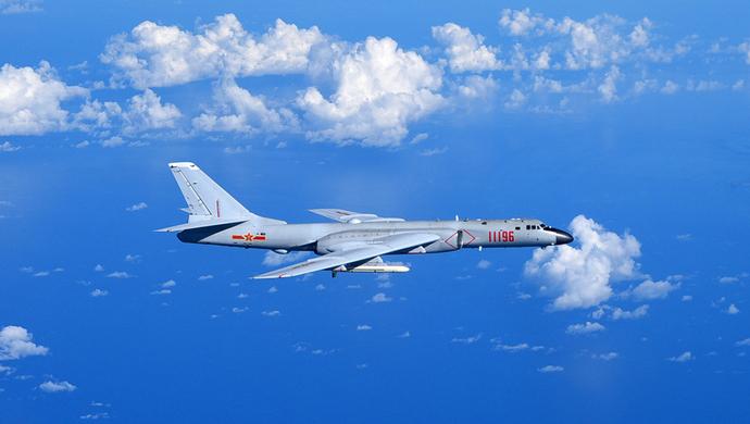 大陆证实飞越宫古海峡军机自陕西起飞 台媒:显示部署纵深广