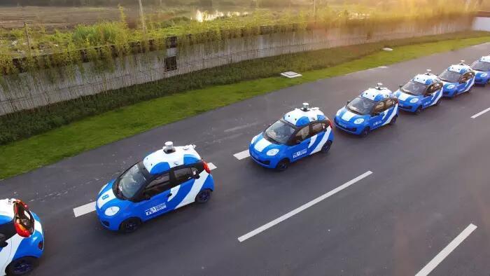 国内首次!百度在北京公共道路测试无人驾驶车辆