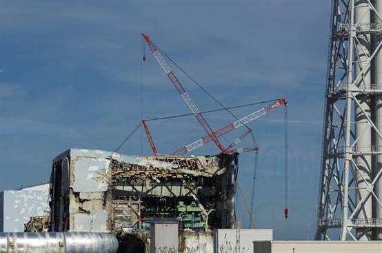 日本福岛核电站事故6年后终找到熔毁核燃料碎片