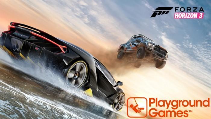 《极限竞速:地平线3》开发商招业界精英