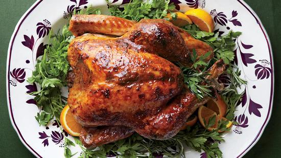 伙计,感恩节来只火鸡可好?