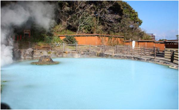 天然美容工具 去日本泡温泉选这几个地方