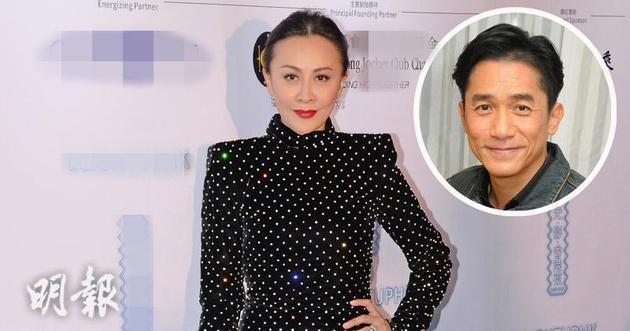 刘嘉玲为拍《半生缘》取消与梁朝伟圣诞滑雪