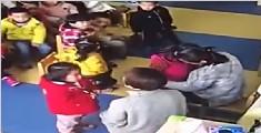 江苏某幼儿园爆出虐童