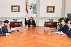 埃及遭恐袭 总统誓言无情打击恐怖分子
