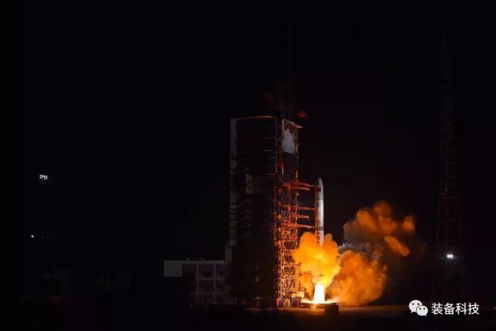 我国成功发射遥感三十号02卫星 探测电磁环境