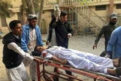 巴基斯坦发生自杀式爆炸袭击 4死15伤