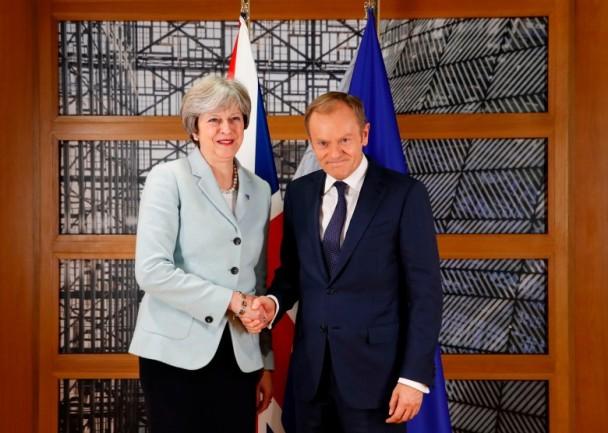 欧盟向英国发最后通牒:给你10天谈好分手费问题