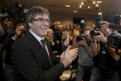 西班牙加泰地区前主席宣布将展开竞选