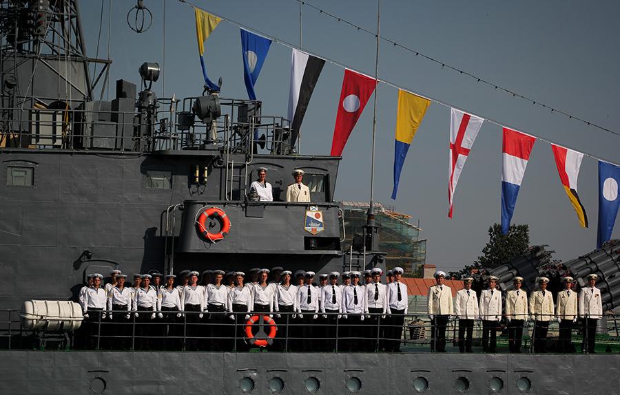 俄将在红海建海军基地?俄专家:对美国是个打击