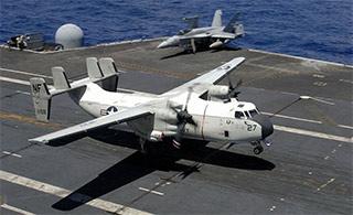 美军公布C2A失事三名阵亡者信息