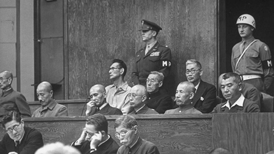 日媒:中国将建立东京审判纪念馆 日本有点慌