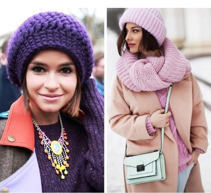 冬季衣橱必备单品 带你温暖时尚过冬