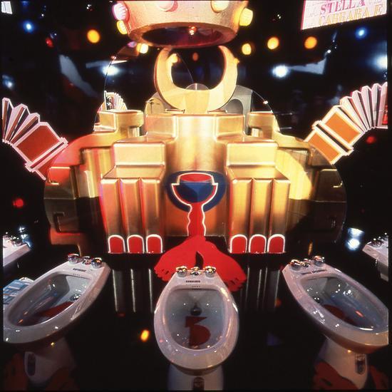 红唇沙发和太空舞厅 穿越自1960年代的时髦家居