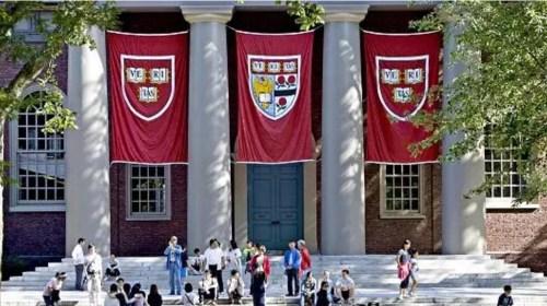 美媒:哈佛大学歧视亚裔?成绩要求比非裔高400多分
