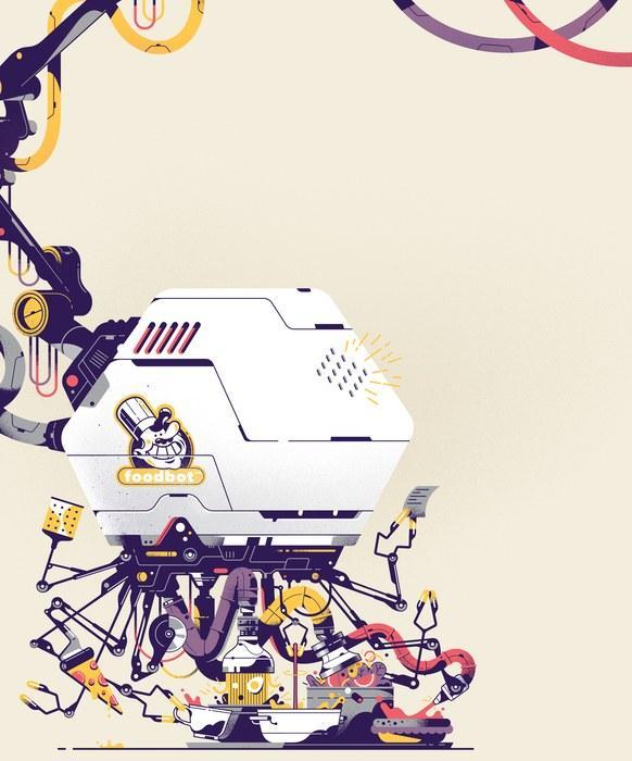 当机器人走进厨房:盘点时下流行的餐厨机器人