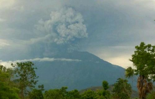 紧急提醒:中国公民近期谨慎前往巴厘岛旅行