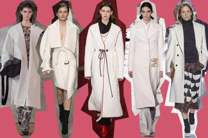 感恩今年秋冬大衣的流行趋势百花齐放,大衣赶紧买起来!
