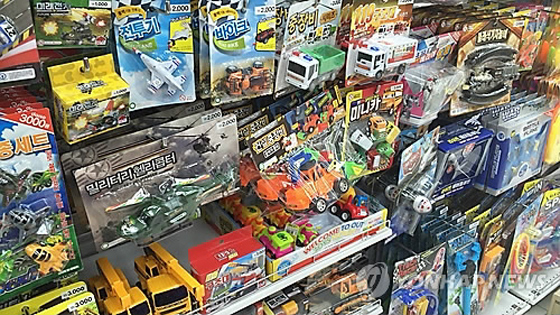 韩媒:全球玩具七成中国造 世界名牌委托中企生产