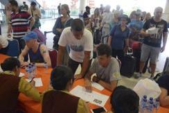 印尼延长巴厘岛机场关闭时间 旅客滞留