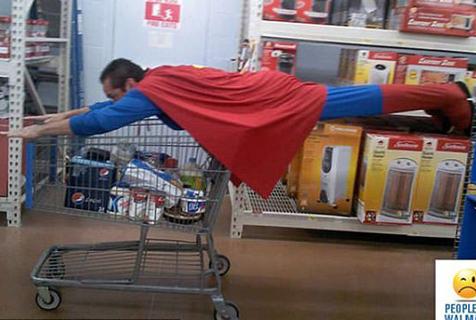超市才是极品聚集的地方